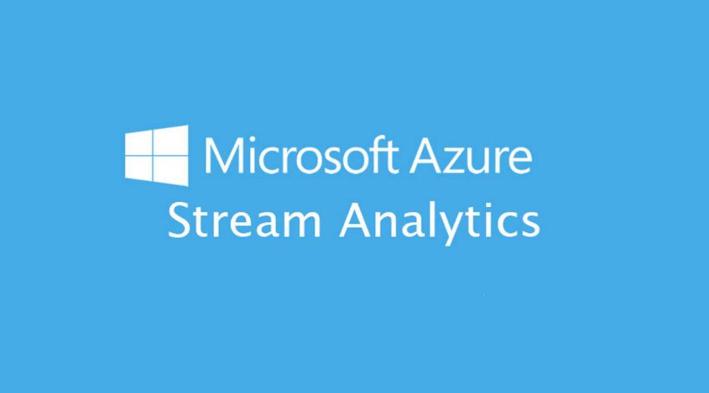 Microsoft Azure Stream Analytics