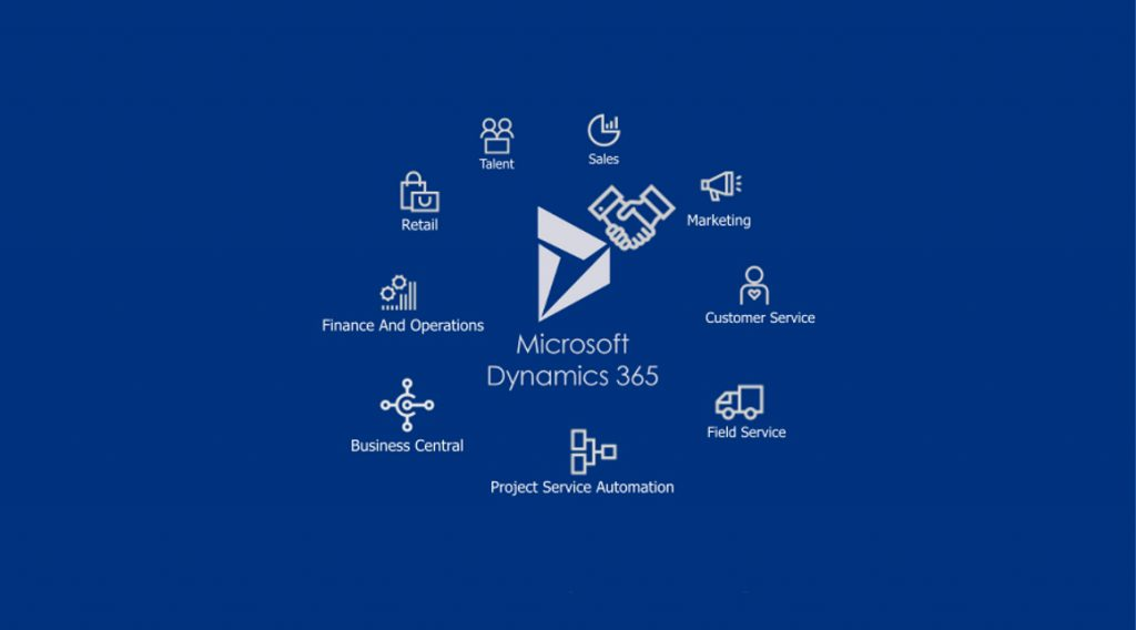 Microsoft Dynamics 365 Customer Engagement - Logo
