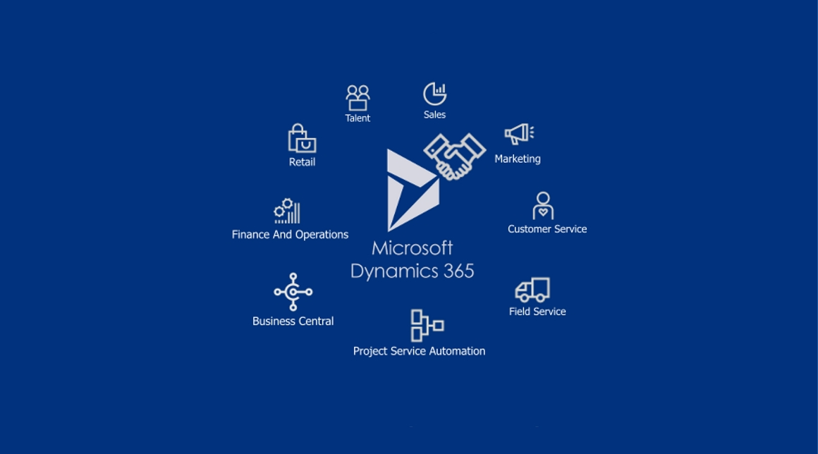 Microsoft Dynamics 365 Customer Engagement - Logo
