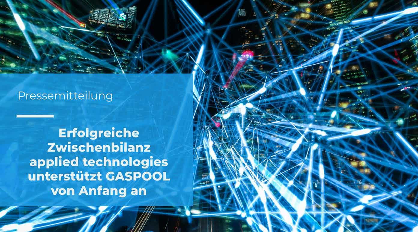 apptech - GASPOOL - at unterstuetzt Gaspool von Anfang an