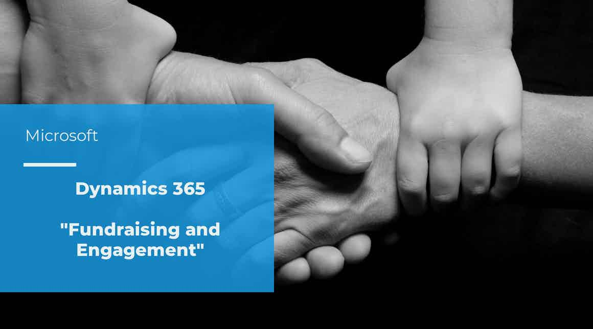 apptech - Microsoft - Dynamics 365 Fundraising and Engagement
