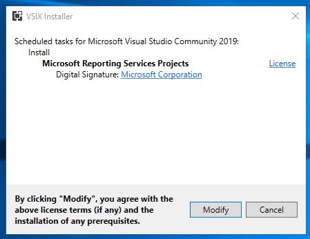 04 Visual Studio 2019 und Fetch XML