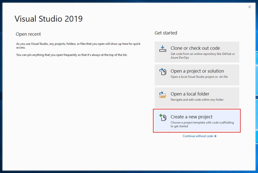 11 Visual Studio 2019 und Fetch XML