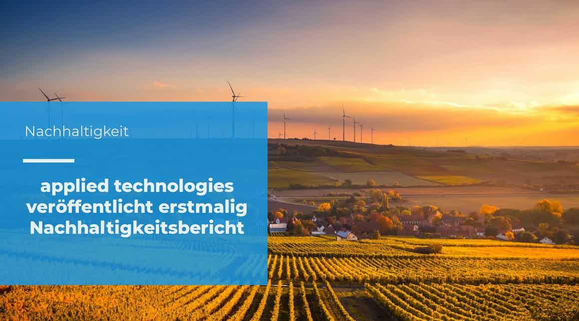 apptech - bericht zum deutschen Nachhaltigkeitskodex DNK